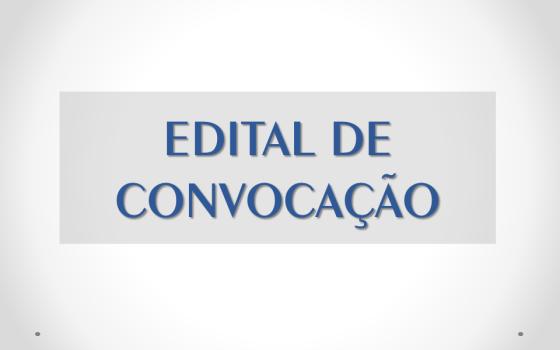 Resultado de imagem para EDITAL DE CONVOCAÇÃO PSS